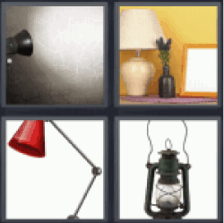 4-pics-1-word-lamp