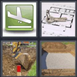 4-pics-1-word-land