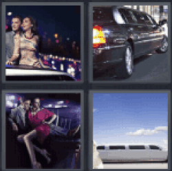 4 pics 1 word luxury car
