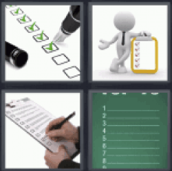 4 pics 1 word test