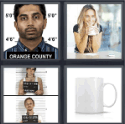 4 Pics 1 Word detained woman