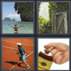 4 pics 1 word man with arms spread