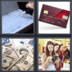 4 pics 1 word checkbook all answers updated 4 pics 1 word com