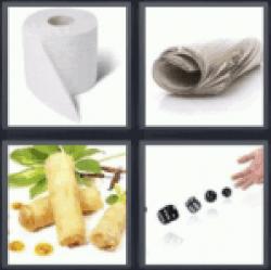 4-pics-1-word-roll