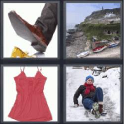 4-pics-1-word-slip