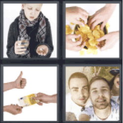 4-pics-1-word-take