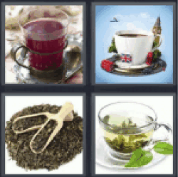 4-pics-1-word-tea