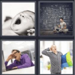 4-pics-1-word-yawn