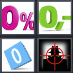 Answers for 4 Pics 1 Word 4 letters