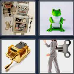 4 pics 1 word 6 letters answers easy search updated answer windup expocarfo Gallery