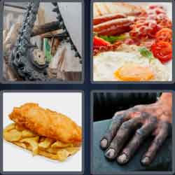 4 pics 1 word 6 letters answers easy search updated answer grease expocarfo