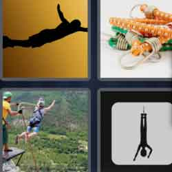 4 pics 1 word 6 letters answers easy search updated answer bungee expocarfo
