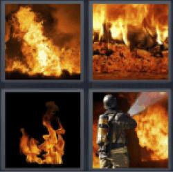 4-pics-1-word-ablaze