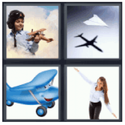 4-pics-1-word-airplane