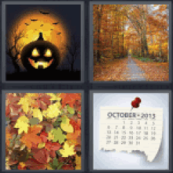 4-pics-1-word-autumn