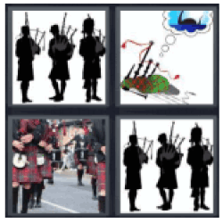 4-pics-1-word-bagpipes