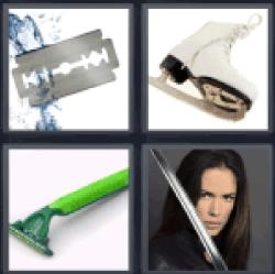 4-pics-1-word-blade