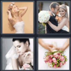 4-pics-1-word-bride