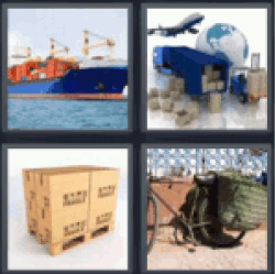 4-pics-1-word-cargo