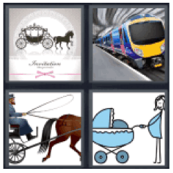 4-pics-1-word-carriage
