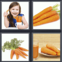 4-pics-1-word-carrot