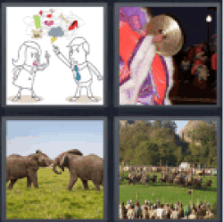 4-pics-1-word-clash