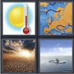 4-pics-1-word-climate