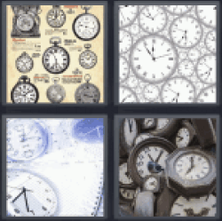 4-pics-1-word-clocks