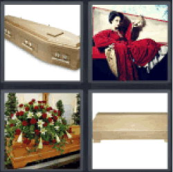 4-pics-1-word-coffin
