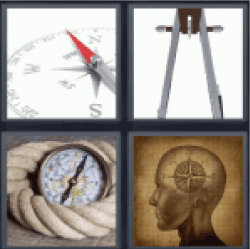 4-pics-1-word-compass