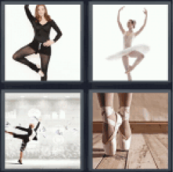 4-pics-1-word-dance