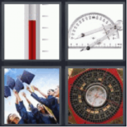 4 pics 1 word thermometer