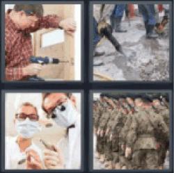 4-pics-1-word-drill