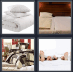 4-pics-1-word-duvet
