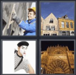 4-pics-1-word-facade