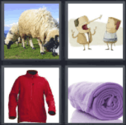 4-pics-1-word-fleece