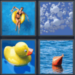4-pics-1-word-float-2