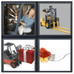 4-pics-1-word-forklift