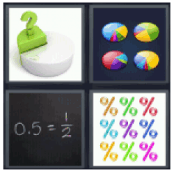 4-pics-1-word-fraction