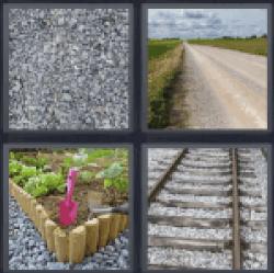 4-pics-1-word-gravel