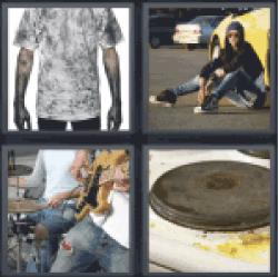 4-pics-1-word-grunge