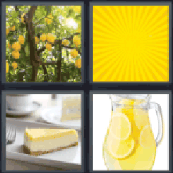 4-pics-1-word-lemon