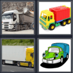 4-pics-1-word-lorry