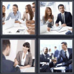 4-pics-1-word-meeting