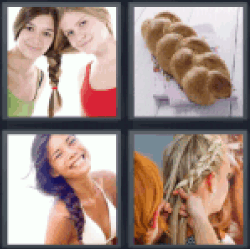 4-pics-1-word-plait