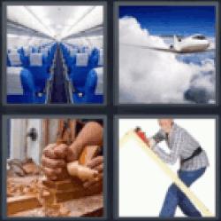 4-pics-1-word-plane