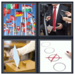 4 pics 1 word flags