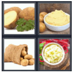 4-pics-1-word-potatoes