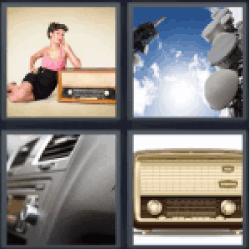 4-pics-1-word-radio