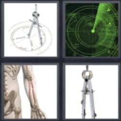 4-pics-1-word-radius